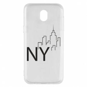 Etui na Samsung J5 2017 NY city