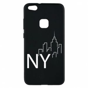 Etui na Huawei P10 Lite NY city