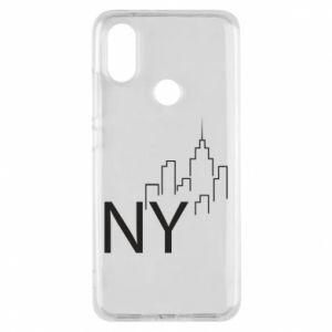 Etui na Xiaomi Mi A2 NY city