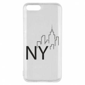 Etui na Xiaomi Mi6 NY city