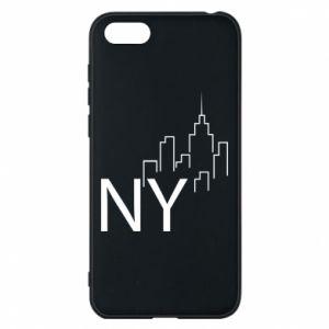 Etui na Huawei Y5 2018 NY city