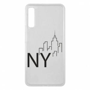 Etui na Samsung A7 2018 NY city