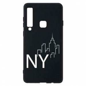 Etui na Samsung A9 2018 NY city