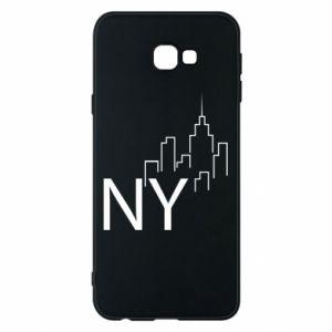 Etui na Samsung J4 Plus 2018 NY city