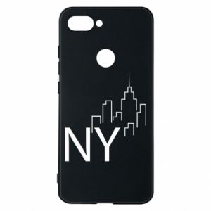 Etui na Xiaomi Mi8 Lite NY city