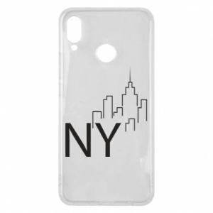 Etui na Huawei P Smart Plus NY city