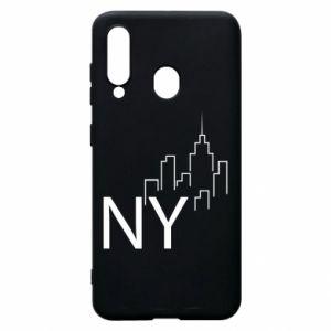 Etui na Samsung A60 NY city