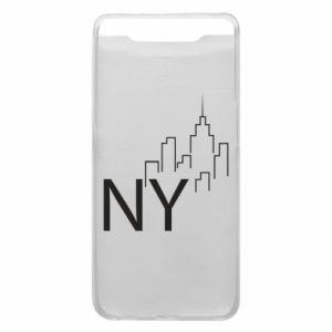 Etui na Samsung A80 NY city