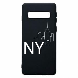 Etui na Samsung S10 NY city