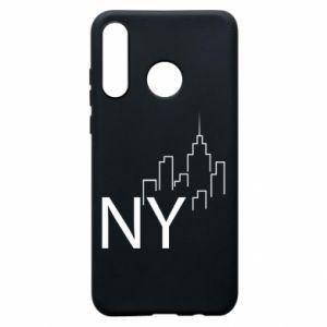 Etui na Huawei P30 Lite NY city