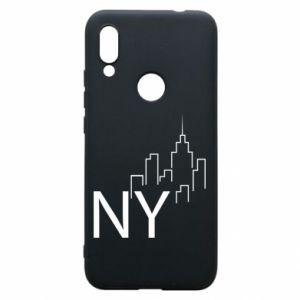 Etui na Xiaomi Redmi 7 NY city