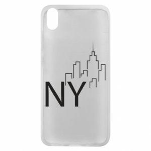 Etui na Xiaomi Redmi 7A NY city