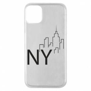 Etui na iPhone 11 Pro NY city