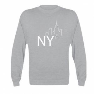 Bluza dziecięca NY city