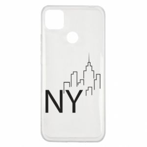 Etui na Xiaomi Redmi 9c NY city