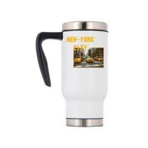 Travel mug NYC