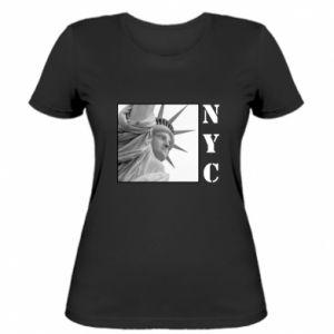 Damska koszulka NYC