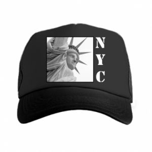 Czapka trucker NYC