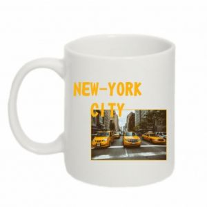 Kubek 330ml NYC - PrintSalon