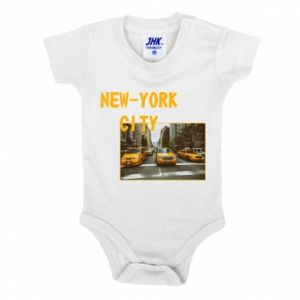 Baby bodysuit NYC