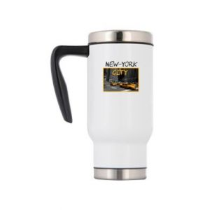 Travel mug NYC