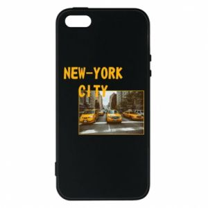 Etui na iPhone 5/5S/SE NYC - PrintSalon
