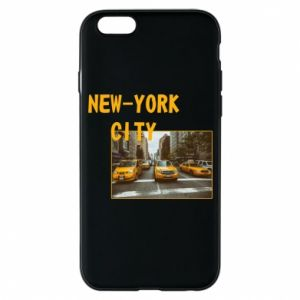 Etui na iPhone 6/6S NYC - PrintSalon