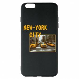 Etui na iPhone 6 Plus/6S Plus NYC - PrintSalon