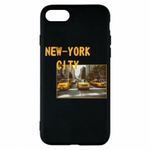Etui na iPhone 7 NYC - PrintSalon