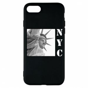 Etui na iPhone 7 NYC