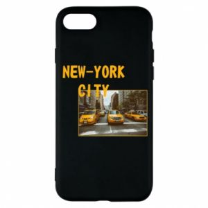 Etui na iPhone 8 NYC - PrintSalon