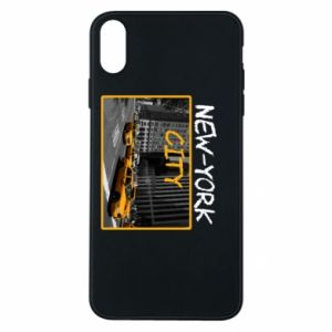 iPhone Xs Max Case NYC