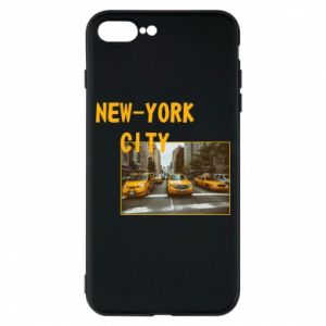 Etui na iPhone 8 Plus NYC - PrintSalon