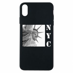 Etui na iPhone X/Xs NYC