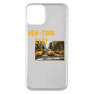 Phone case for iPhone 11 NYC