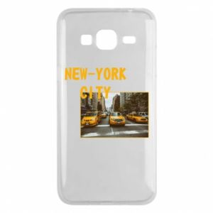 Phone case for Samsung J3 2016 NYC