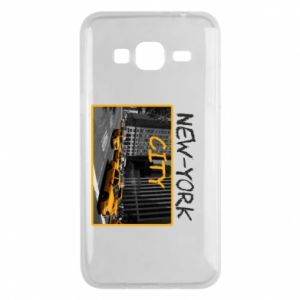 Samsung J3 2016 Case NYC