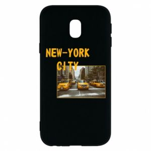 Phone case for Samsung J3 2017 NYC
