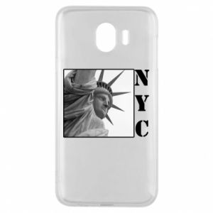 Phone case for Samsung J4 NYC