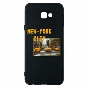 Phone case for Samsung J4 Plus 2018 NYC
