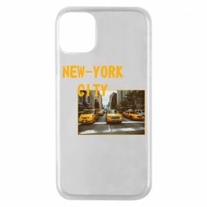 Phone case for iPhone 11 Pro NYC