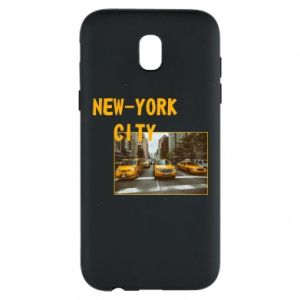 Phone case for Samsung J5 2017 NYC