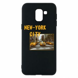 Phone case for Samsung J6 NYC