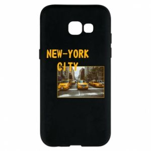 Phone case for Samsung A5 2017 NYC