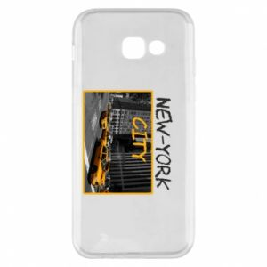 Samsung A5 2017 Case NYC