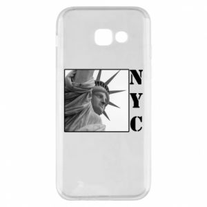 Phone case for Samsung A5 2017 NYC - PrintSalon