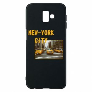 Phone case for Samsung J6 Plus 2018 NYC