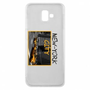 Samsung J6 Plus 2018 Case NYC