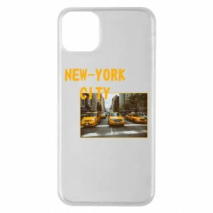 Phone case for iPhone 11 Pro Max NYC