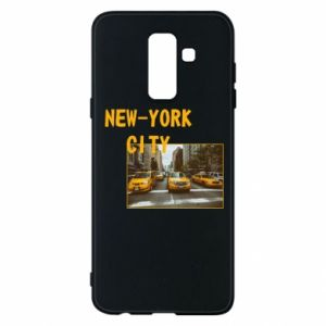 Phone case for Samsung A6+ 2018 NYC
